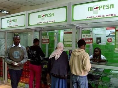 M-Pesa vendor