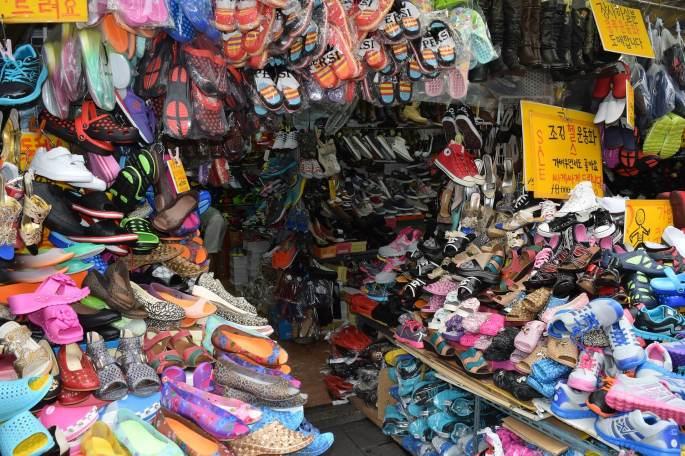 general shoe market