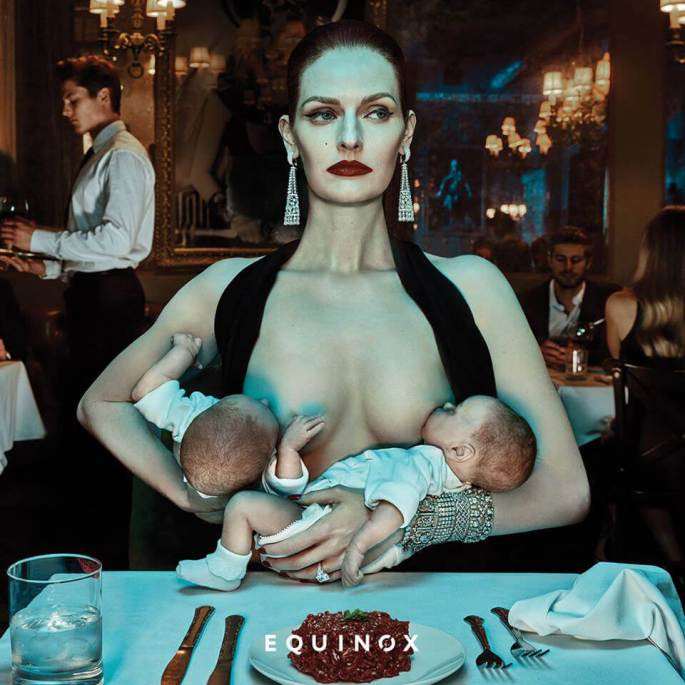 Equinox breastfeeding ad
