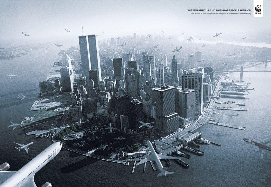 WWF Brasil ad