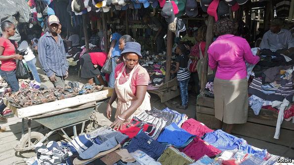 Gikomba market- The Economist