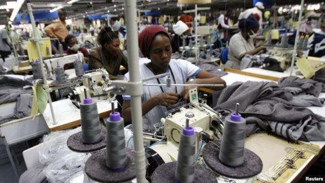 Textile industry workers- Reuters